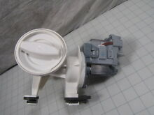 Whirlpool W10730972 Clothes Washer Water Pump NEW See Description
