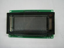 Genuine GE PSA9120 Microwave Parts   WB06X10835 VF Display