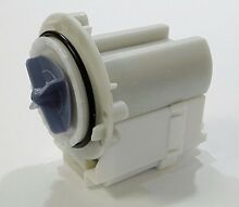 GRP Motor  GE Frontload washer water drain pump motor ONLY MOTOR