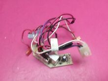 USED MAYTAG SXS REFRIGERATOR DISPENSER DELAY BOARD   WIRE HARNESS 61003288