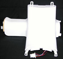 GE Refrigerator Freezer Inlet Cover Assembly Part   WR49X10149 Profile Damper