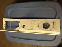4522043 Miele Washer Panel Front w1966
