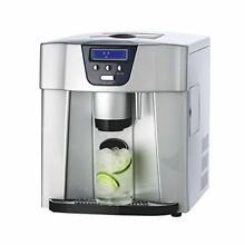 NutriChef PICEM75 Countertop Ice Cube Making Machine  Ice Maker