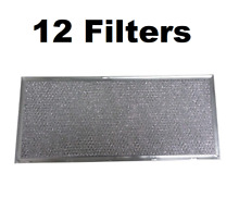 Jenn Air Compatible Aluminum Mesh Grease Filter Replacement 71002111 12 PACK