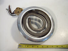 Frigidaire Range Stove Coil Surface Element  Vintage   6 Inch w Trim