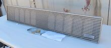 Sub Zero 7003521 83 Inch Height Louvered Grille For 48   Built in Framed Models