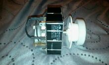 WHIRLPOOL Stack Dryer Timer  696165F 696165 with Knob Used LTG5243DQ0 LTE5243DQ0