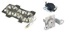 Dryer Heating Element for Whirlpool Samsung w  Thermostat Kit Fuse DC47 00019A