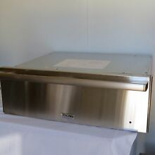 VIKING DESIGNER SERIES DEWD102 SS 30  WARMING DRAWER