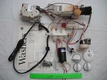 GE Washing Machine Model WCSR2090 Pump Timer Valve Washer Parts