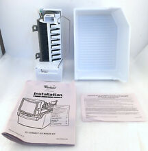 Whirlpool  ECKMFEZ1  White Automatic Refrigerator Ice Maker Kit