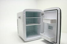 Cooluli Mini Fridge Cooler and Warmer 15 Liter 18 Can Portable Thermoelectric