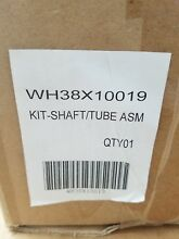 WH38X10019 GE WASHER DRIVE SHAFT  NEW IN BOX