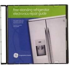 ELECTRONIC REFRIGERATOR CD General Electric WX05X30006
