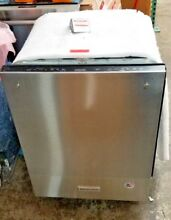 KitchenAid KDTM354ESS 24  Stainless Steel Dishwasher New out of Box
