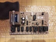 USED FRIGIDAIRE KENMORE RANGE OVEN RELAY CONTROL BOARD 316442100  60 DAYS