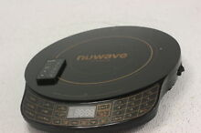 NuWave Platinum 30401 Precision Induction Cooktop Black with Remote Control