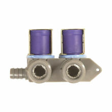 NEW IN BAG OEM WH13X10020 GE Washer Dryer Combo Valve Water 115 V