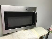 GE General Electric Microwave Oven Complete Door WB56X11019 Stainless