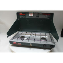Coleman Two Burner Propane Stove 5430E Camping Camp Cooking