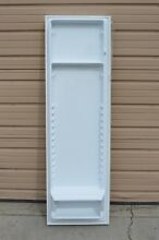 GE Part WR78X12854 Replacement Stand Up Refrigerator Door Panel  NEW w Flaws