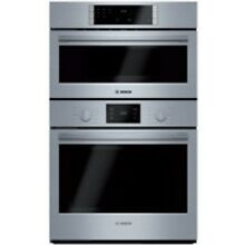 Bosch 500 Series 30  Stainless Steel Microwave Combination Oven
