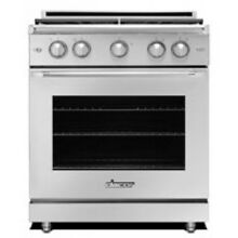 Dacor Heritage 30  Stainless Steel Gas Epicure Range
