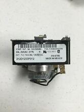 GE DRYER TIMER 212D1233P012