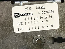 6 2096830 MAYTAG WASHER TIMER FREE SHIPPING  1812