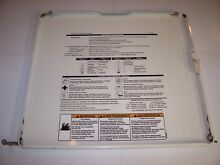 Whirlpool Top Loading Washer Bisque 18  x 16  LID   Hinges 1987   Later FRee S H