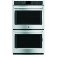GE Cafe Series 30  Stainless Steel Built In Double Convection Wall Oven