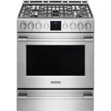 Frigidaire Professional 30  Stainless Steel Freestanding Gas Range