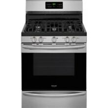 Frigidaire Gallery 30  Stainless Steel Freestanding Gas Range