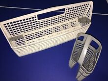 KitchenAid Dishwasher Silverware and Utensil Basket Good Condition FREE US SHIP