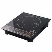 DUXTOP 1800 Watt Portable Induction Cooktop Countertop Burner 8100MC  Gold