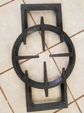 DCS FISHER   PAYKEL MODEL CDU 365 36  STAINLESS GAS COOKTOP CENTER GRATE 245297