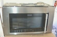 NEW Frigidaire Electrolux Stainless Over the Range Microwave Oven FPBM3077RF