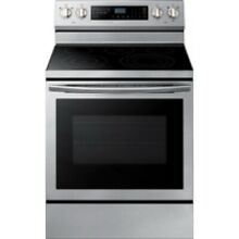 Samsung Stainless Steel Convection Electric Range