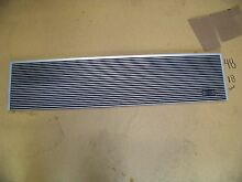 SUB ZERO part LG4811 48 x11  top louvered grill for Models 532   590 retail  359