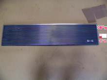 SUB ZERO used part 6LG3611 36  top louvered grill 600series 601 661 650 list 329