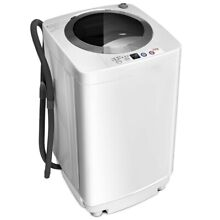 Full Automatic Laundry Wash Machine 7 7Lb Washer Spinner W Drain Pump