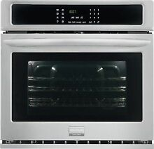 Frigidaire Gallery 27  Stainless Steel Electric Single Wall Oven Fgew 2765PF
