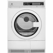Electrolux EIED200QSW400 3 Cu  Ft  White Stackable Electric Dryer