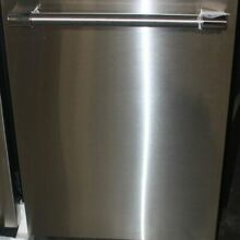 Thermador DWHD650WFP Emerald 24  Stainless Steel Professional Dishwasher