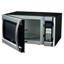Oster 1 3 cu  ft  1100 Watt Microwave Oven   Black  OGZF1301