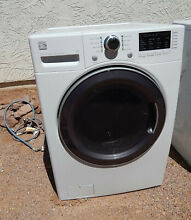 Nice used Kenmore Washing Machine  Works great  easy to Use