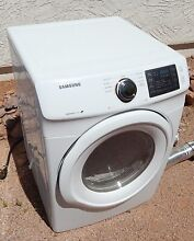 Nice used Samsung Clothes Dryer  Works great  easy to Use  220 Volts