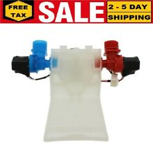 Washer Water Inlet Valve Maytag Whirlpool Kenmore Washing Machine Part W10144820