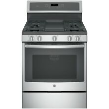 GE Profile 30  Stainless Steel  Gas Convection Range