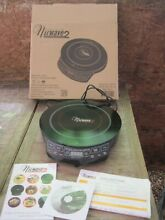 Nuwave Precision 2 Induction Cooktop Electric Black  Opened   Never Used